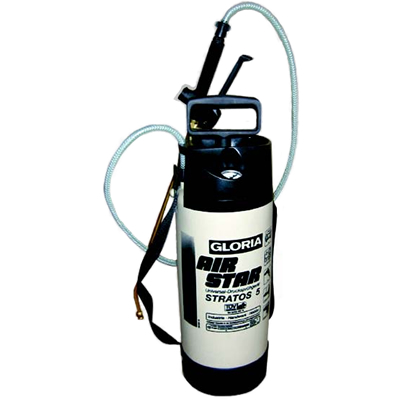 GLORIA Air Star Stratos 5ltr Pump Sprayer (Viton seals)