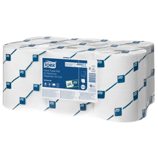 Tork 471116 Enmotion Hand Towel Roll - white 1-ply (6 rolls)
