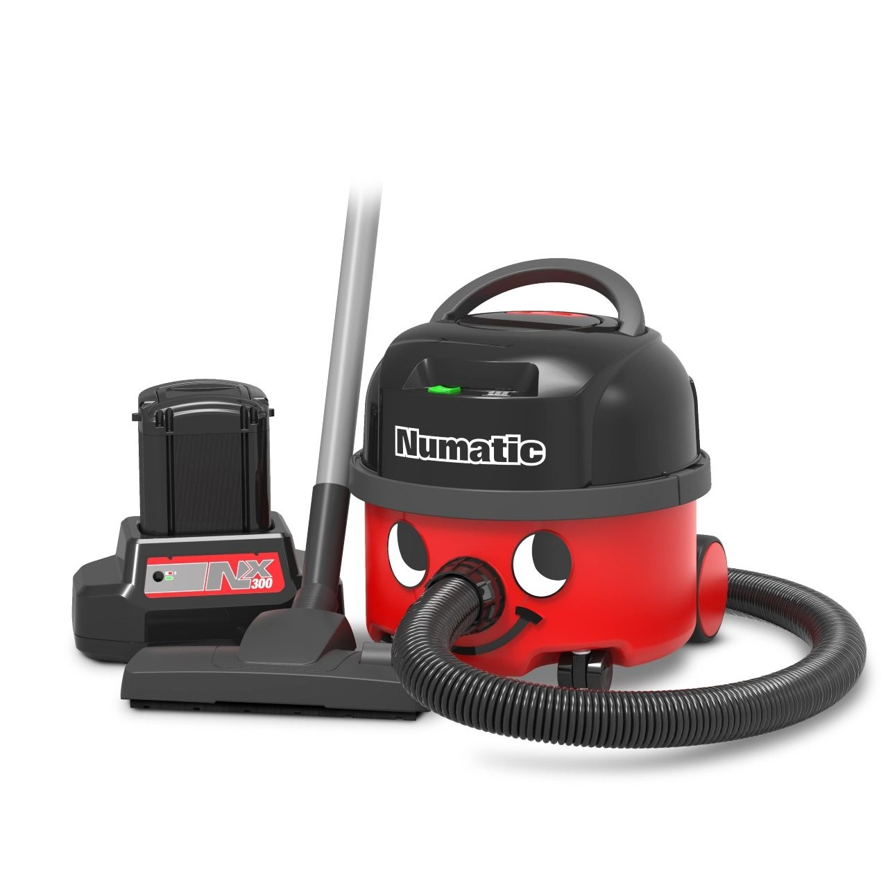 Numatic-NBV190-2-NX-Cordless-Vacuum--with-2-batteries---1-charger-