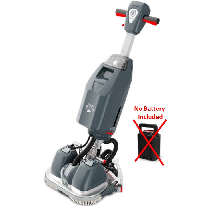 Numatic-244NX-Scrubber-Dryer-Machine-With-Charger--NO-BATTERY-