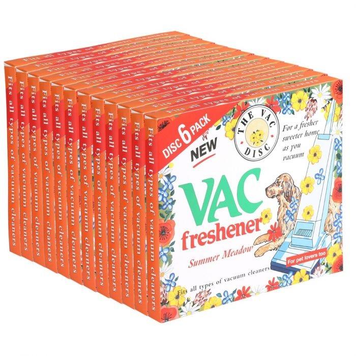 Vac-Freshener---Case--12--Summer-Meadow-Fresh--Box-of-6-