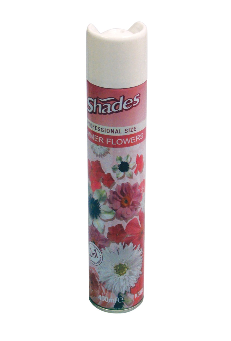 Shades Aerosol Summer Flowers 400ml (single)
