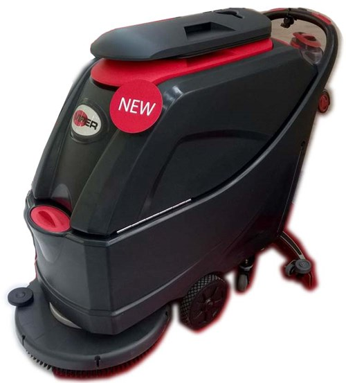 Viper AS5160 20-inch Battery Scrubber Dryer 60litre