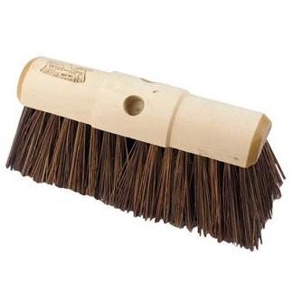 13-inch Sherbo Scavenger Yard Broom Head