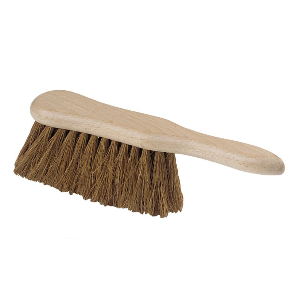 Medium Banister Brush 6-inch wooden handle