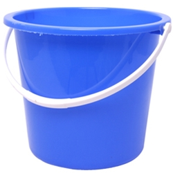 Plastic-Bucket-10-ltr-BLUE