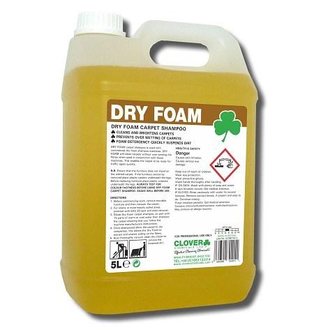 Dry Foam - Foam Carpet Shampoo 5litre