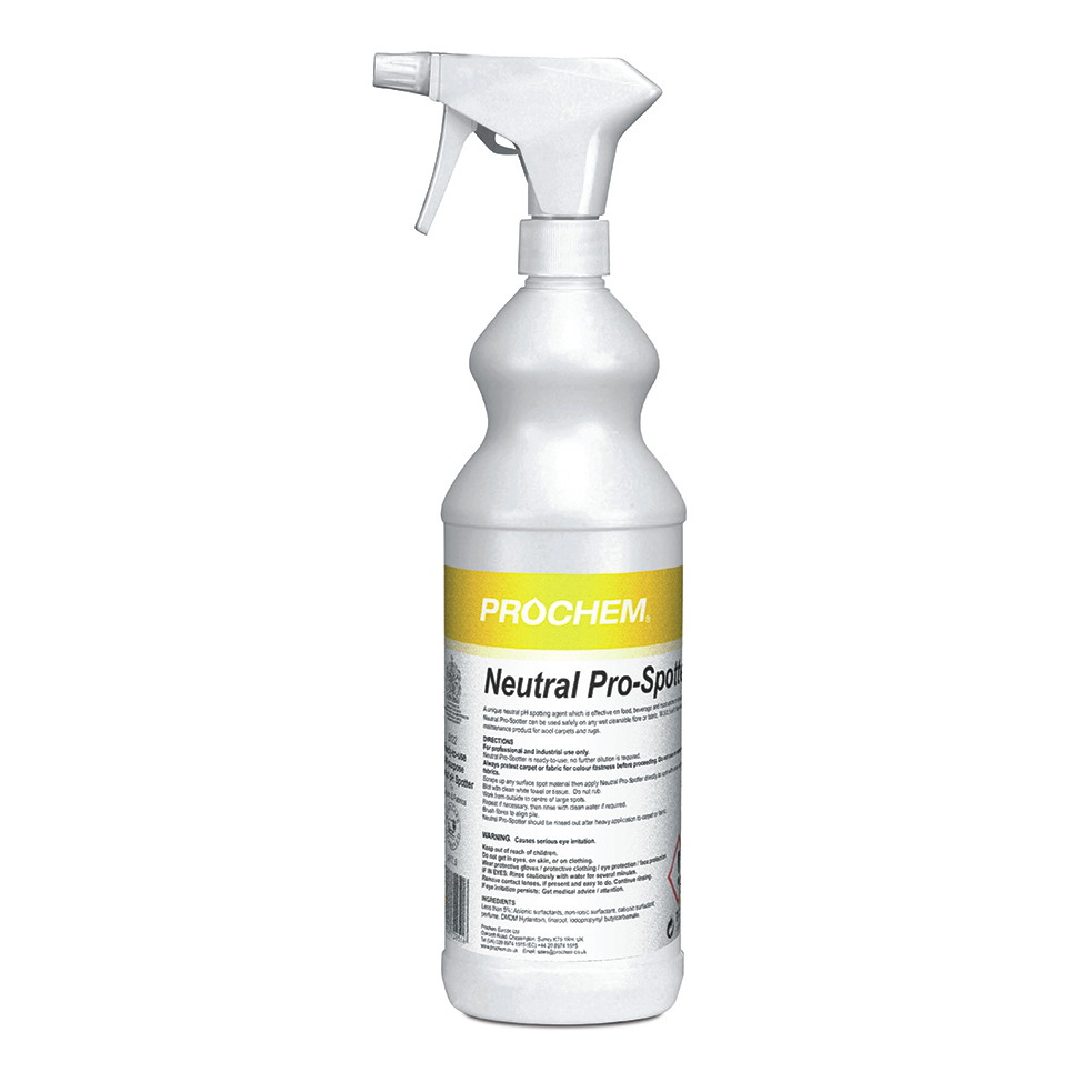 Prochem Neutral Pro-Spotter Trigger Spray