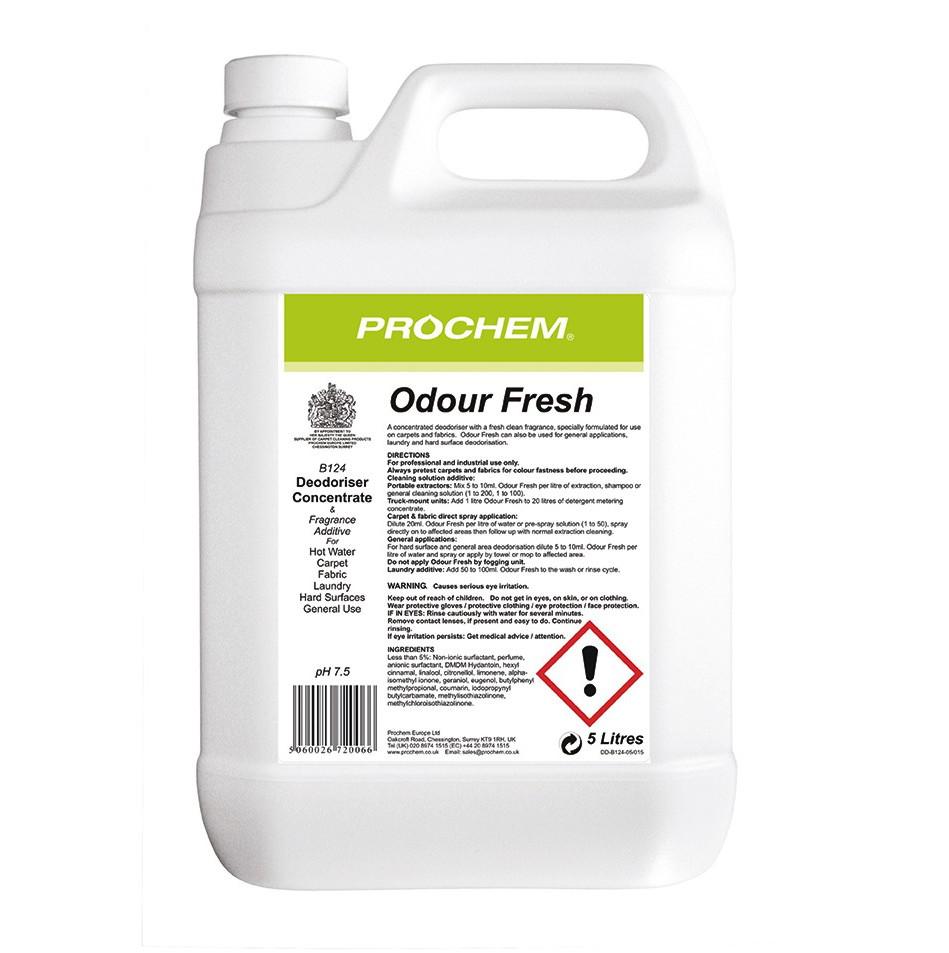 Prochem-Odour-Fresh-5litre