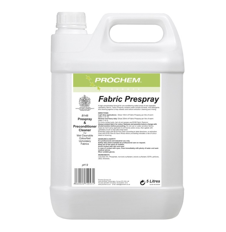 Prochem-Fabric-Prespray-5litre
