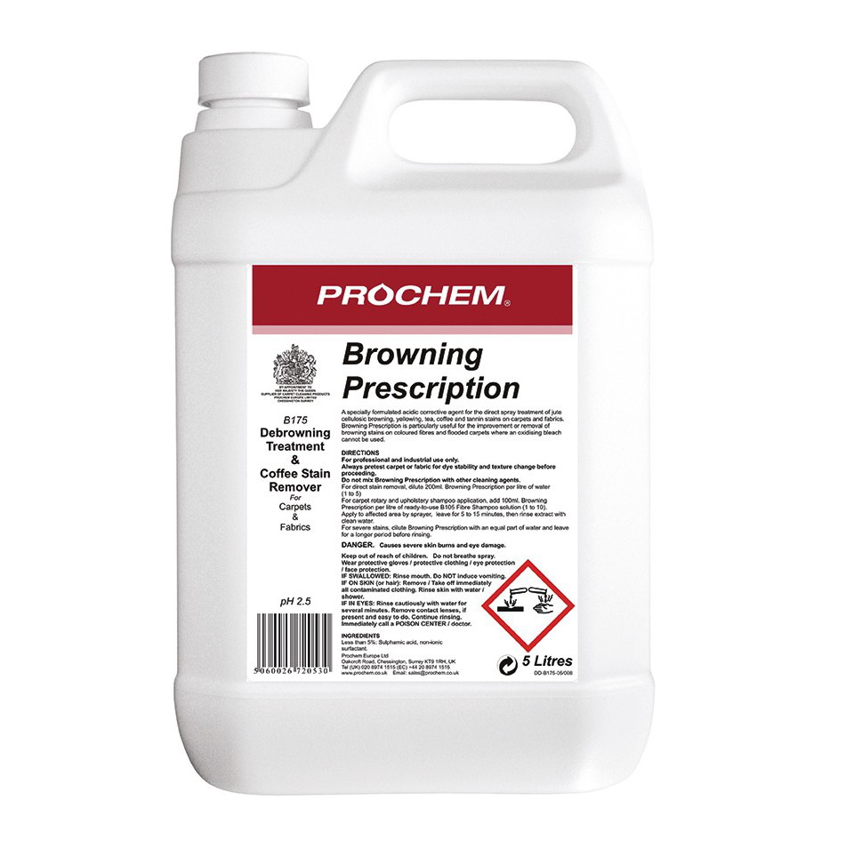 Prochem-Browning-Prescription-5litre