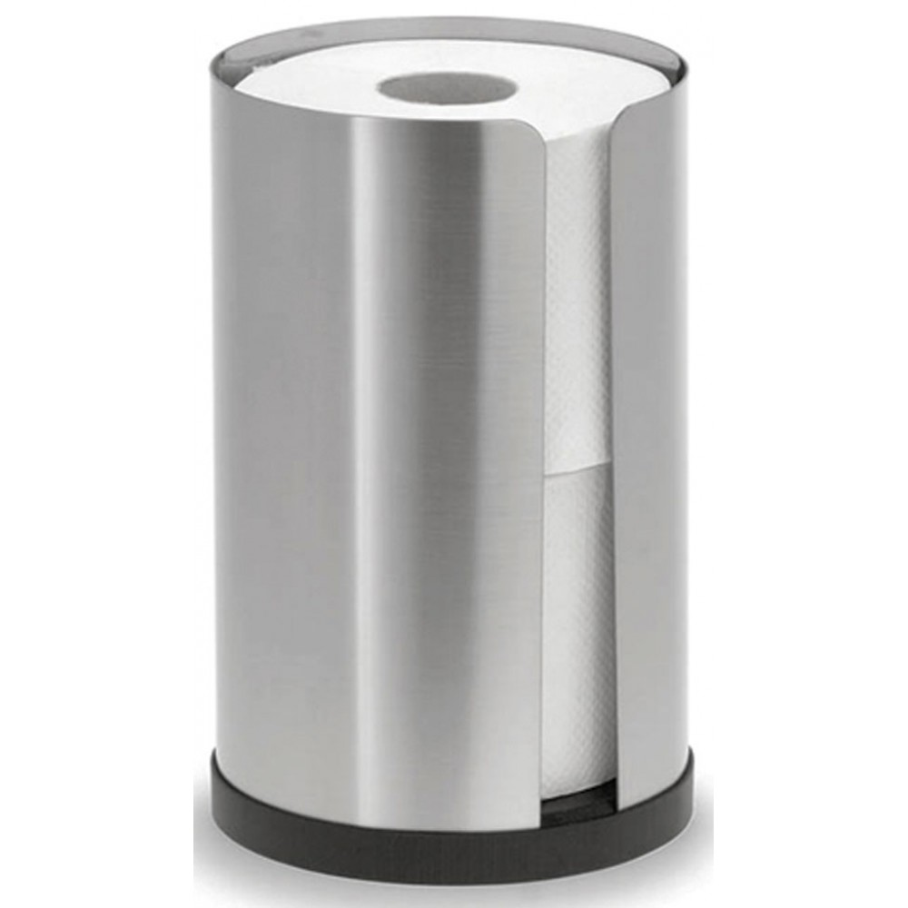 Dolphin stainless steel 2-two toilet roll dispenser