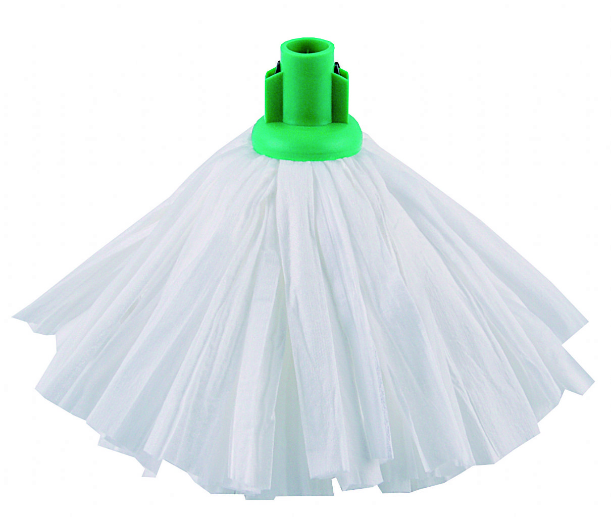 Big-White-Socket-Mop---Standard-GREEN--each-