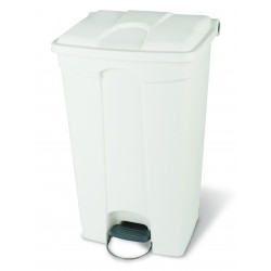 Step-on-container-90-litre---white