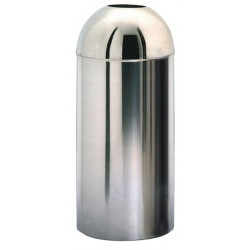 Open-Top-Bin-52-litre-Stainless-Steel