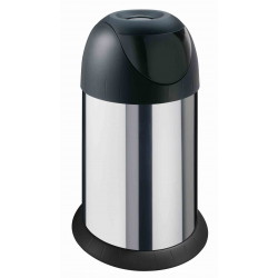 Swing Bullet Bin 25-litre Stainless Steel