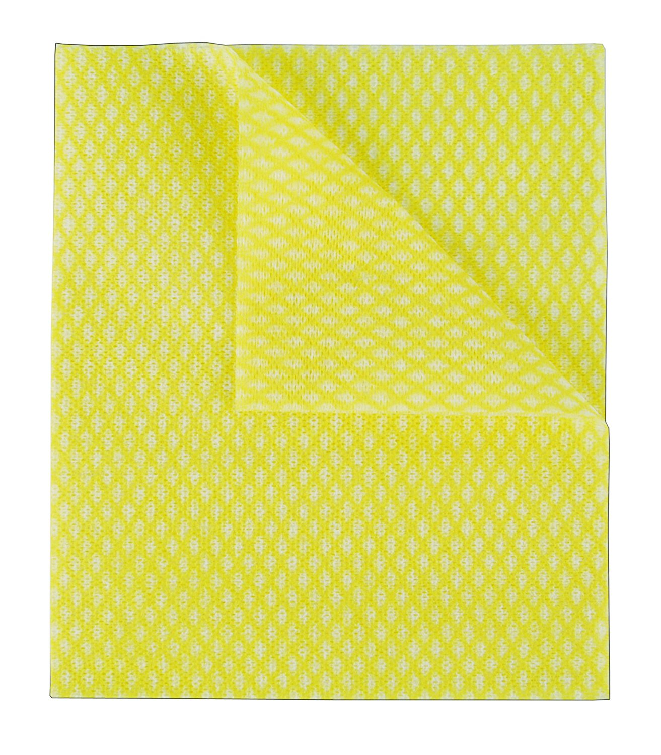 Multi Purpose Cloths YELLOW 50x36cm (50)