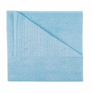 Velette anti-bacterial cloths 25 per pack - BLUE