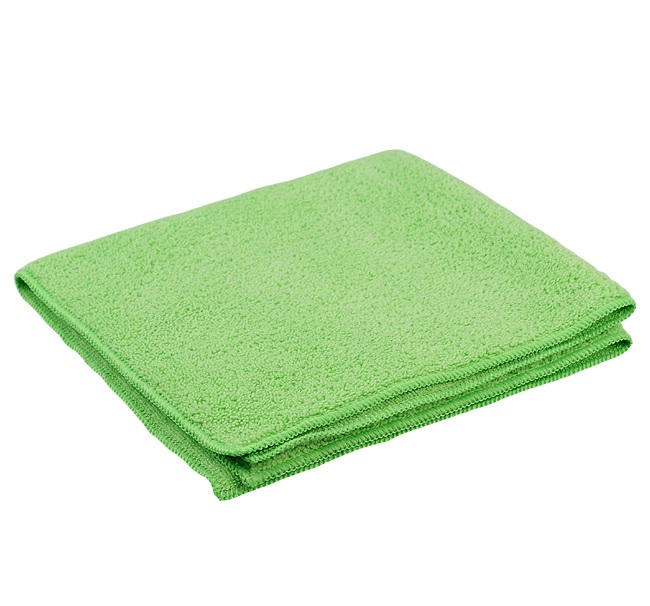 Microfibre-Cloths-40x40cm--pk-10--GREEN