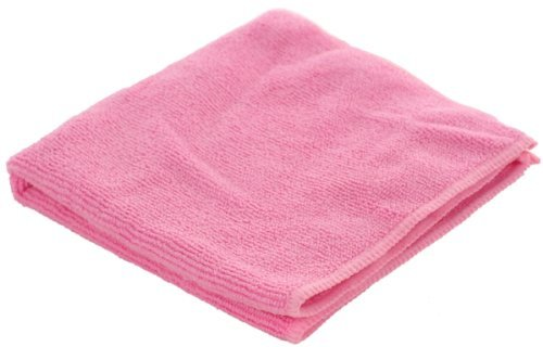Microfibre Cloths 40x40cm (pk 10) RED