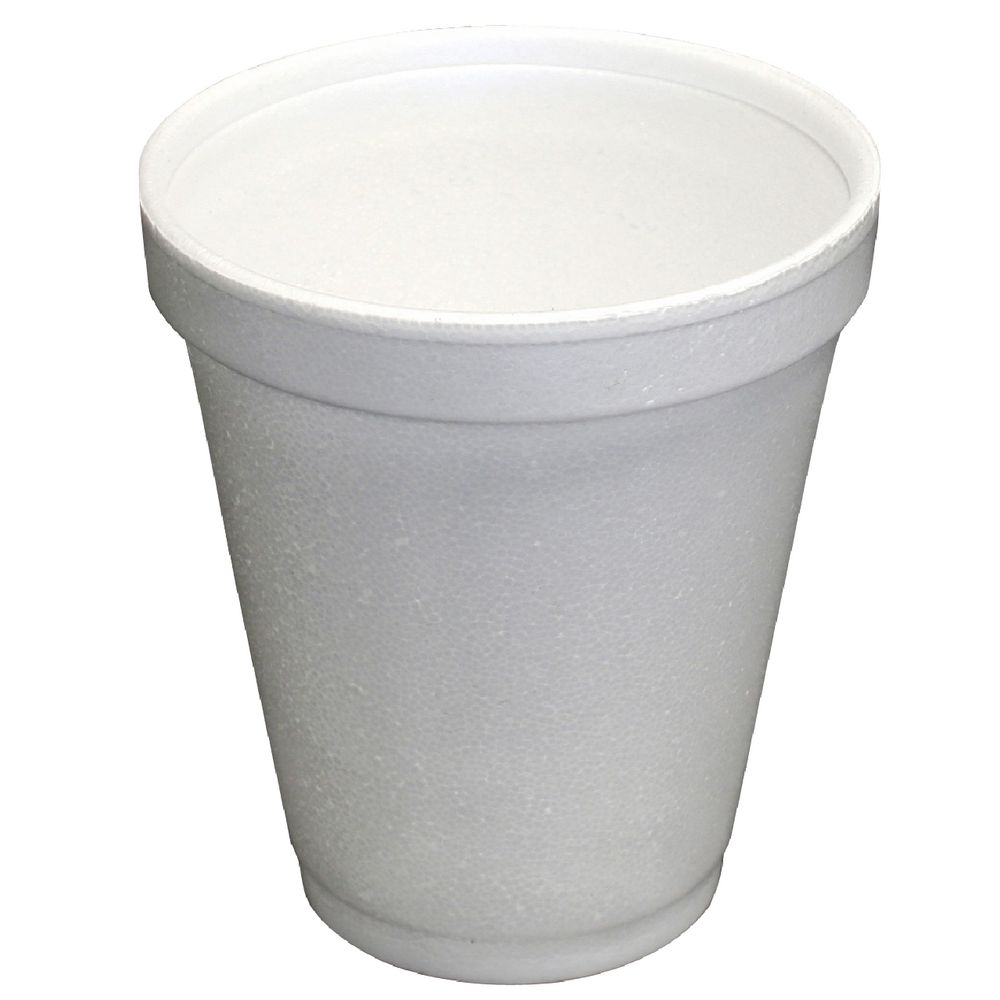 Polystyrene cup