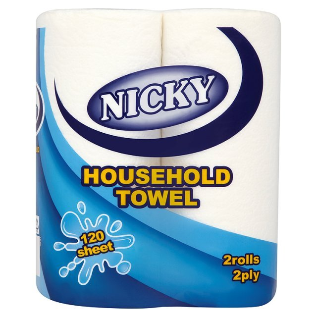 USE-C124-TH---Nicky-Household-Towel-60-sheet-2ply--pack-of-20-