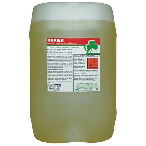 20 litre - RAPIER auto dishwashing liquid