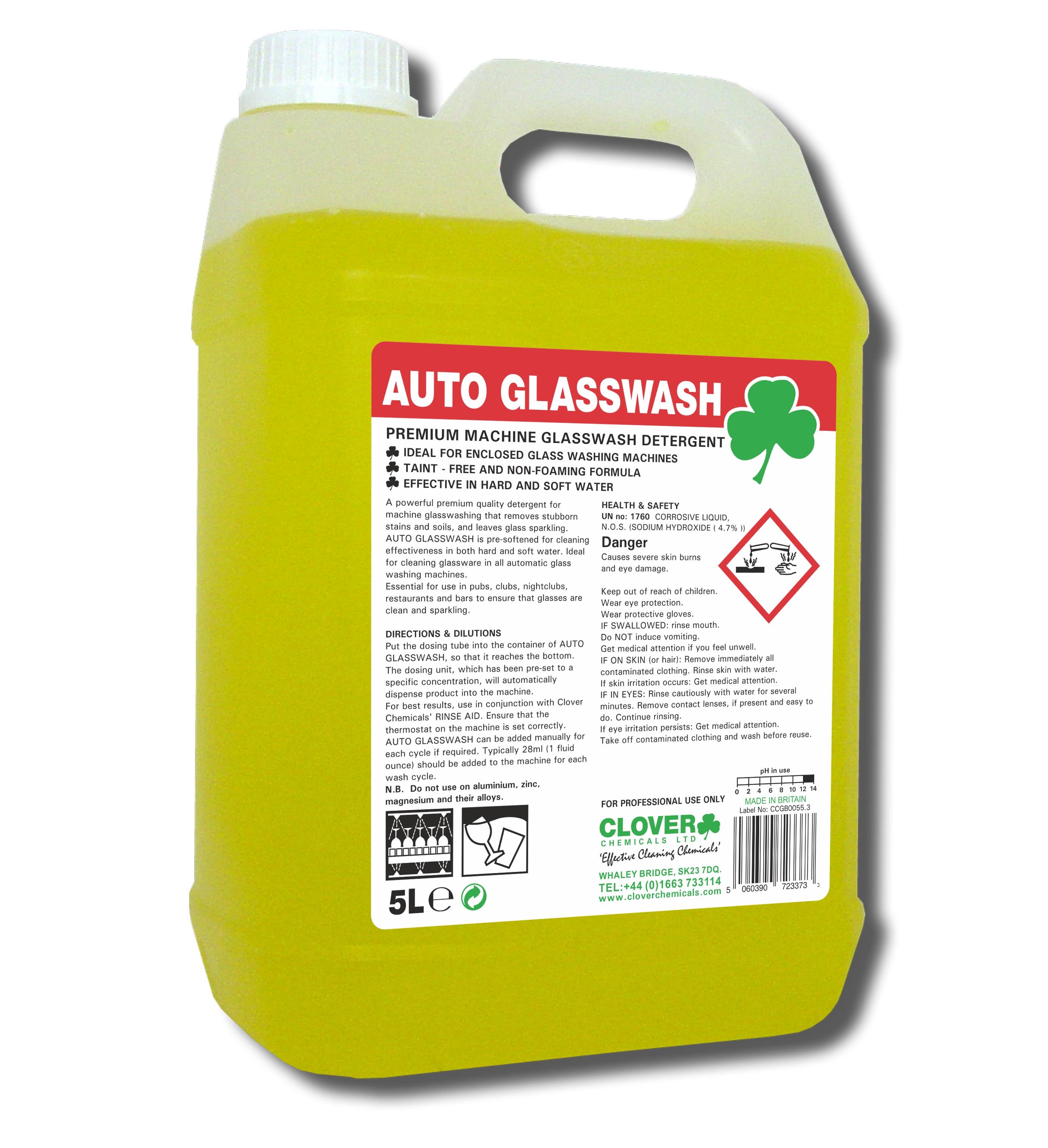 AUTO GLASSWASH 5litre