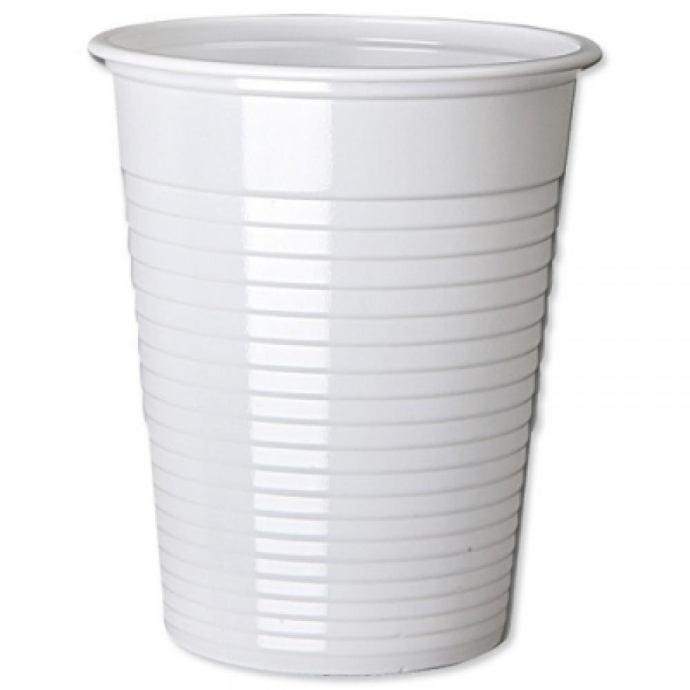 Non Vend White Drinking Cups 7oz (pk 2000)