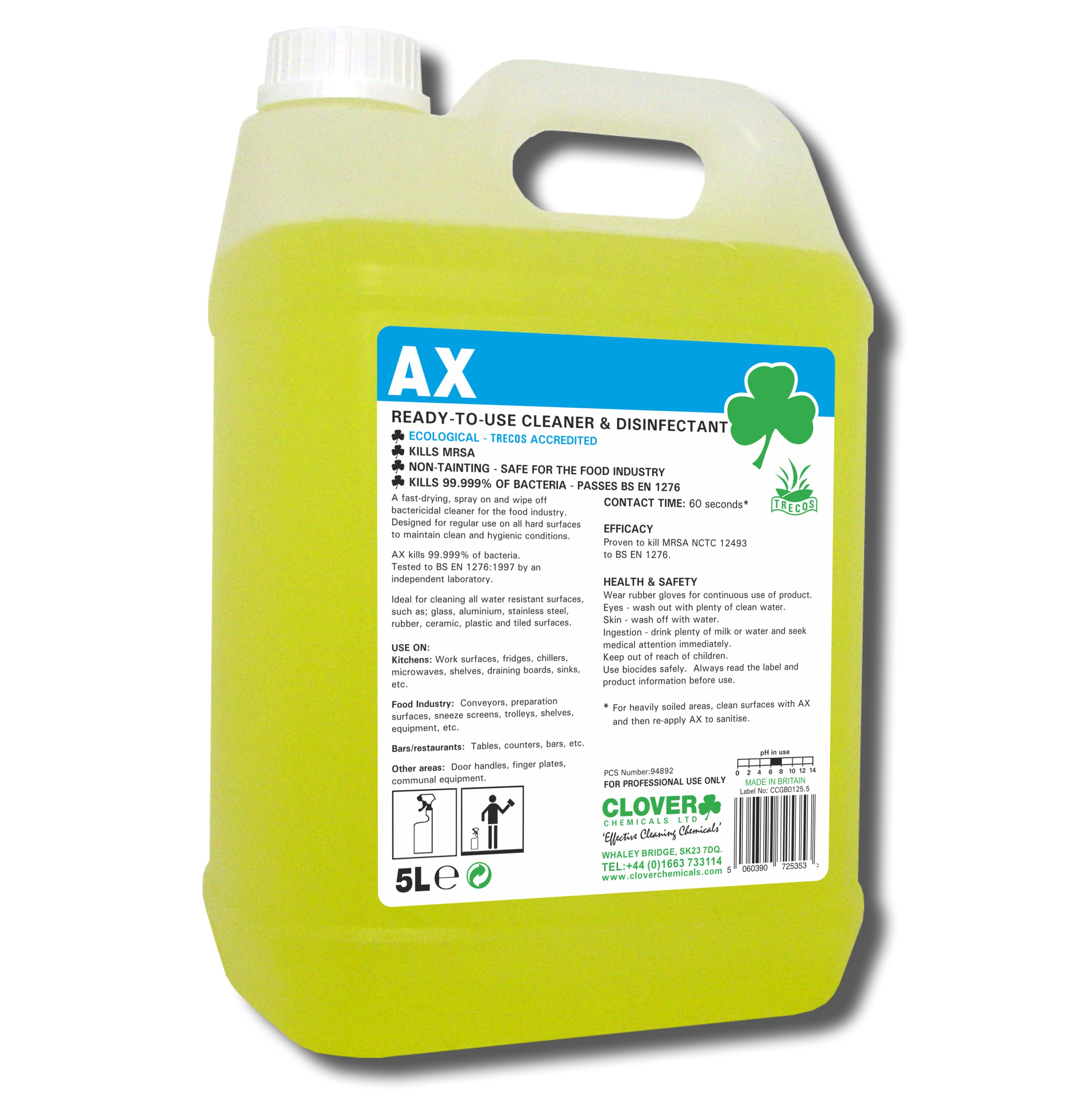 AX---Bactericidal-Cleaner-5litre--bulk-fill-