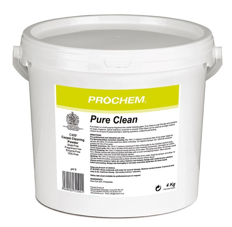Prochem Pure Clean 4kilo