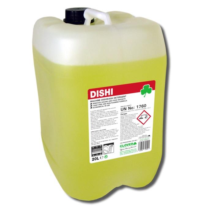 Dishi Machine Dishwash Detergent 20litre
