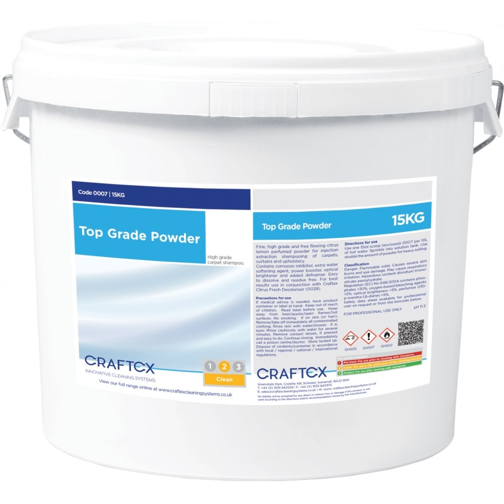 Craftex Top Grade Powder 15kg