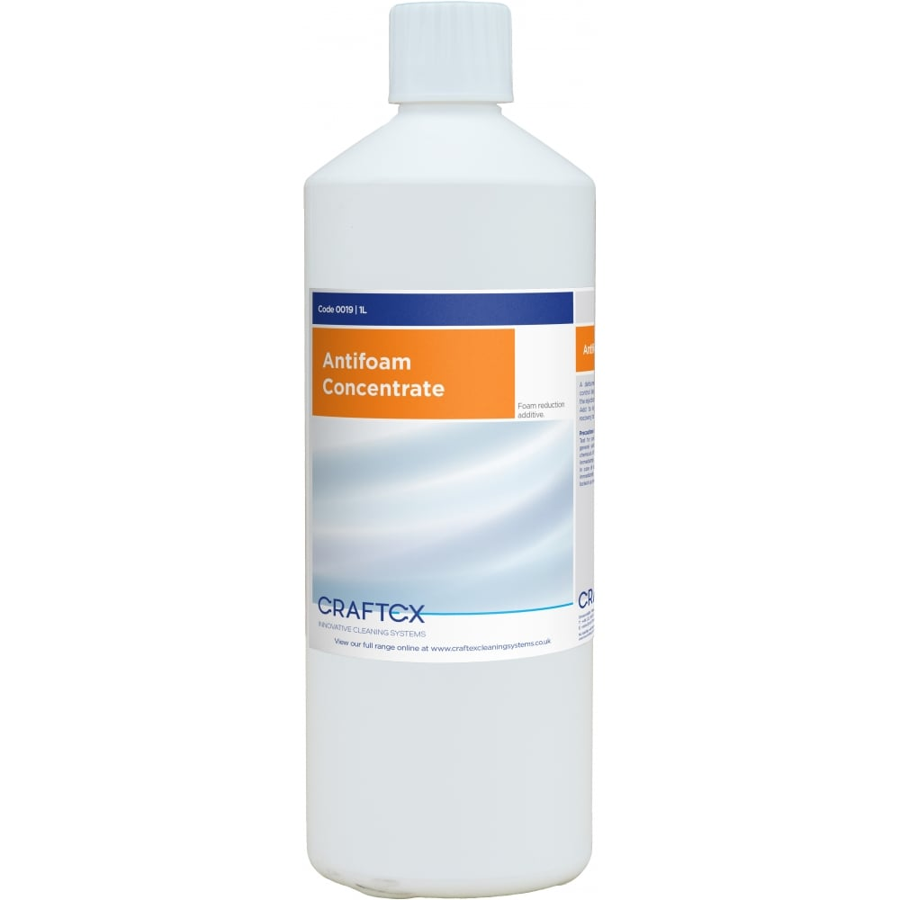 Craftex Anti-Foam concentrate 1ltr