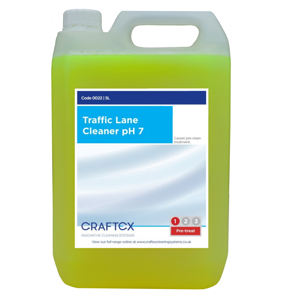 Craftex Traffic Lane Cleaner pH7 5litre