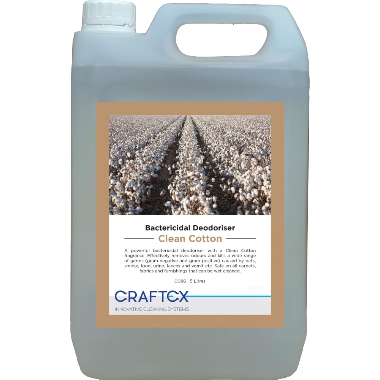 Craftex-Clean-Cotton-Bactericidal-Deodoriser-5litre