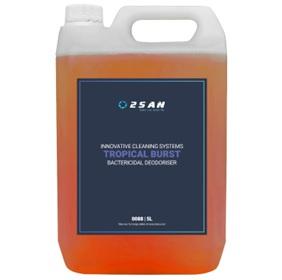 Craftex Tropical Burst Bactericidal Deodoriser 5litre