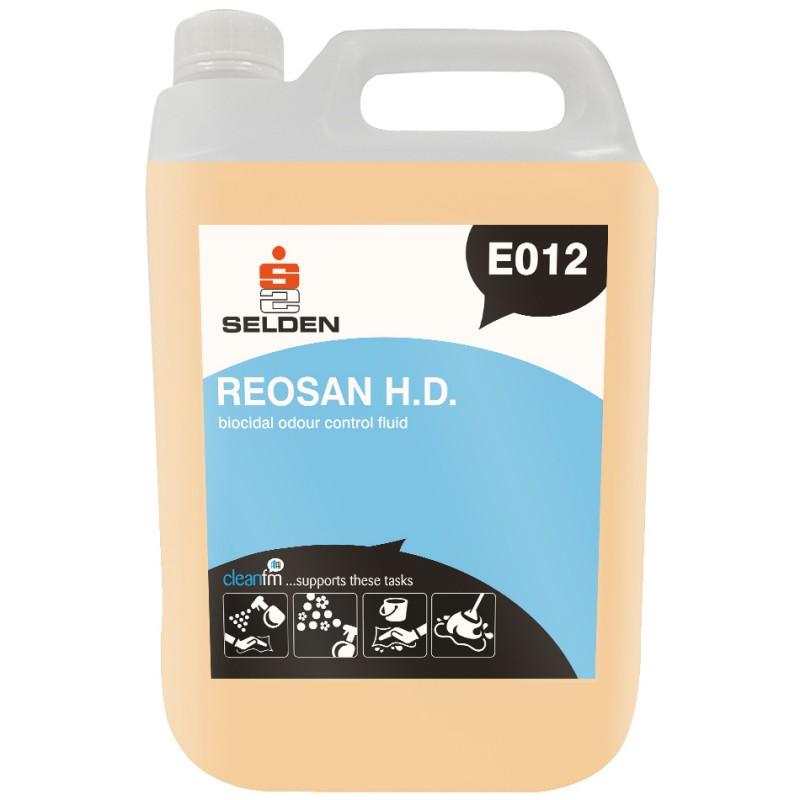 Reosan-H.D.-Biocidal-Odour-Control-Fluid-5litre