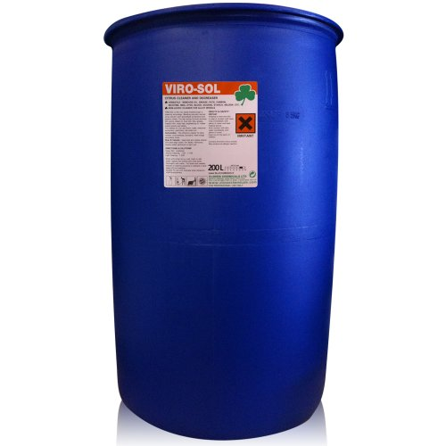 Virosol - Citrus Based Cleaner 200litre drum