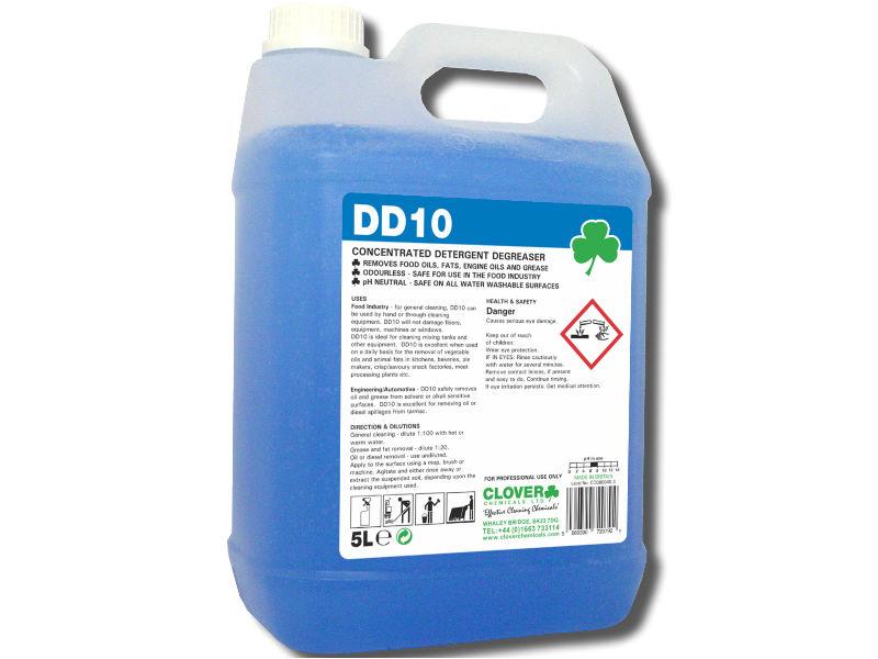 DD10-Detergent-Degreaser-5litre