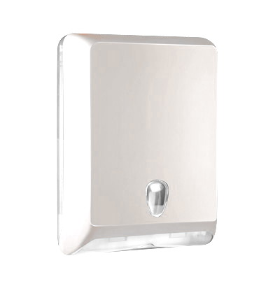 Soft-Line-WHITE-Z-fold-Hand-Towel-Dispenser