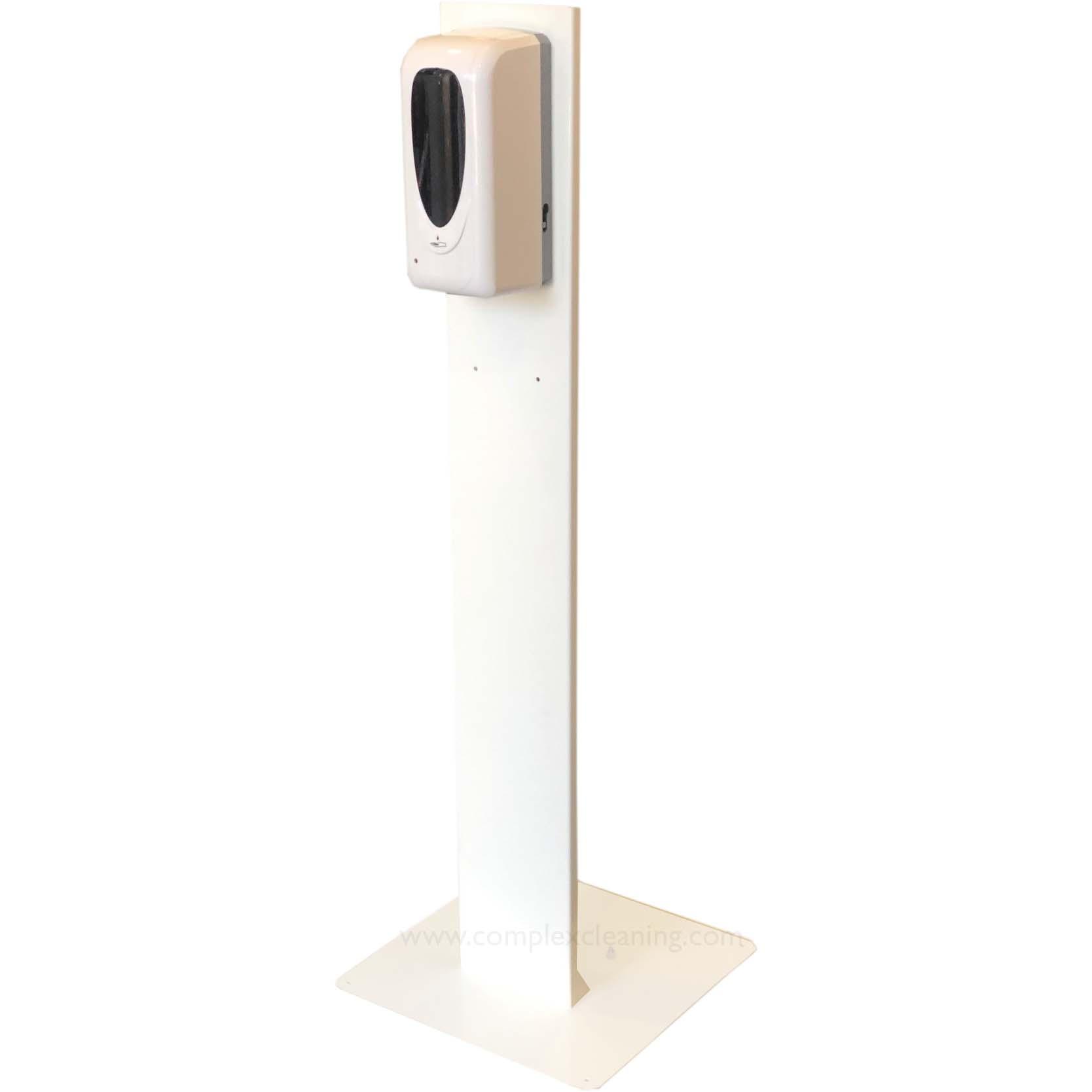 QD-Auto-Sanitiser-Station--Stand--dispenser--4-adhesive-pads-