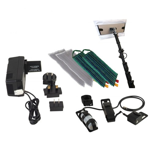 Dragonfly® MK3 Internal Window Cleaning Kit Complete without pole attachments