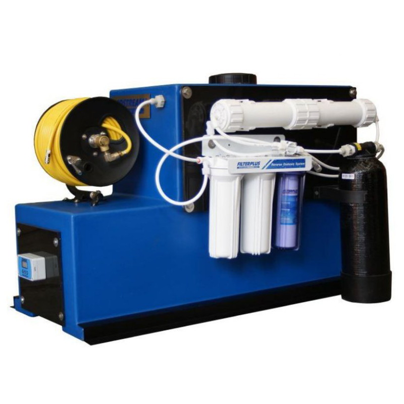 Ecostream™-250-Ltr-System-with-Pump--Controller-and-DI-Vessel
