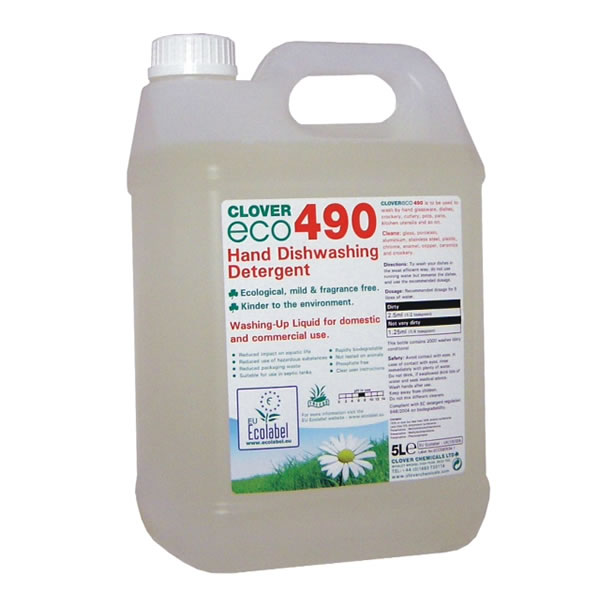 Clover-ECO490-Hand-Washing-Detergent-5litre