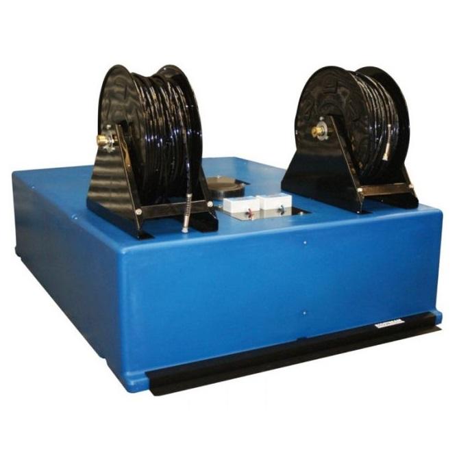Ecostream™ 680 Ltr System - twin pump, controller, RO-DI filter