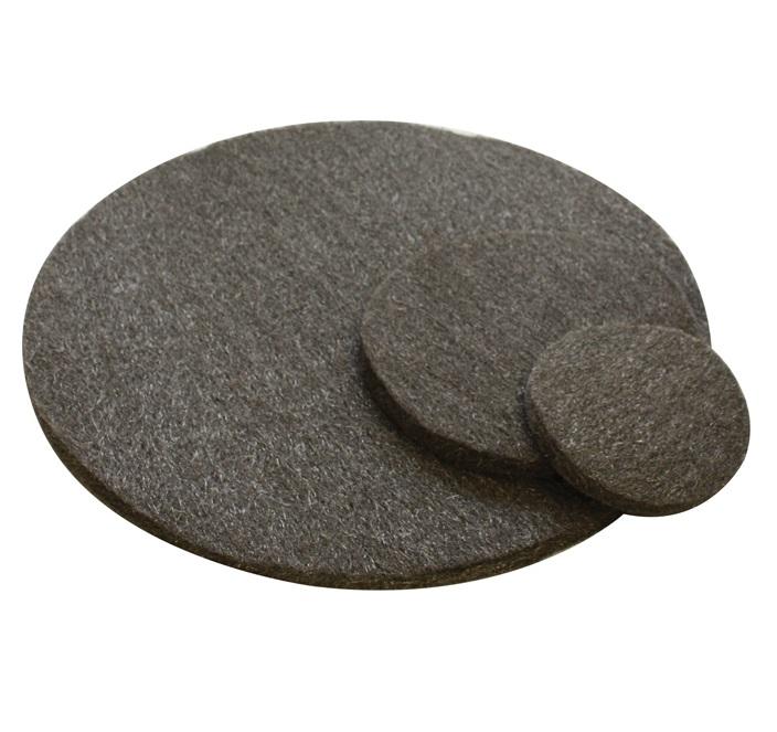 15-inch steel wool floor pad 1x10