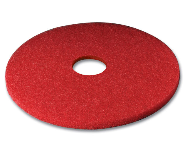 10-inch-Red-Contract-Floor-Pads--case-of-5-