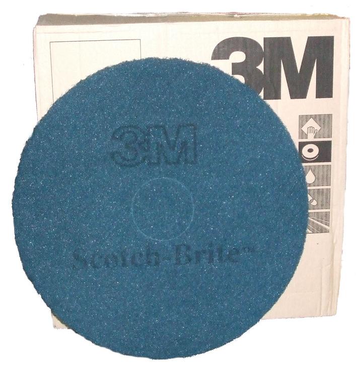 15-inch-3M-Premium-Range-Floor-Pads-BLUE-x-5