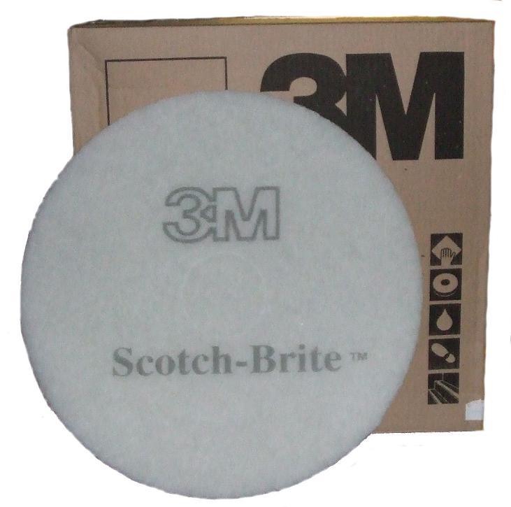 17-inch-3M-Premium-Floor-Pads-WHITE-x-5
